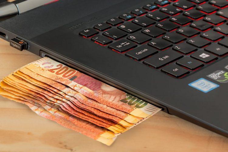 Деньги прямо из интернета