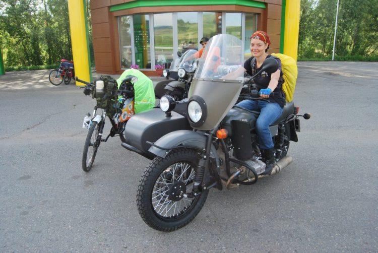 "Мотоциклы ""Урал"""