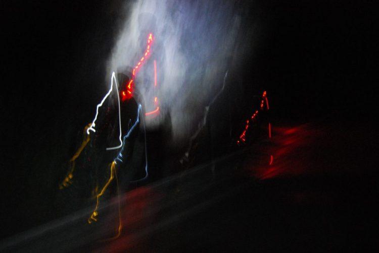 Огни на Чуйском тракте