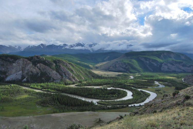 Изгиб реки